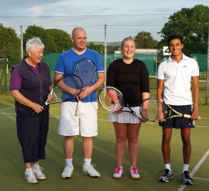 Mixed Doubles a