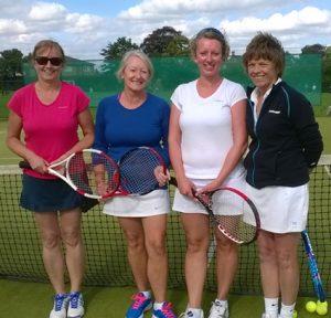 Ladies Doubles: Jane Wilson & Catherine Mason bt Rowena Okell & Jo Houlbrook 6/2 7/5